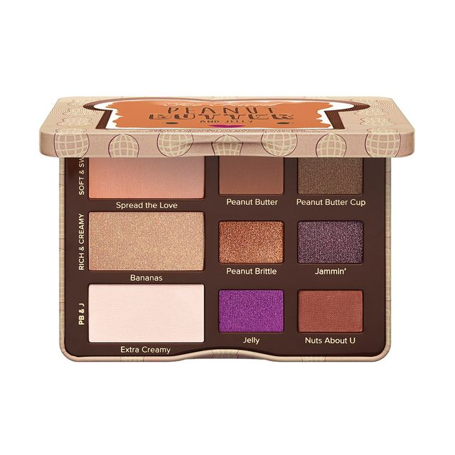 Peanut Butter & Jelly Eyeshadow Palette - Only at ULTA