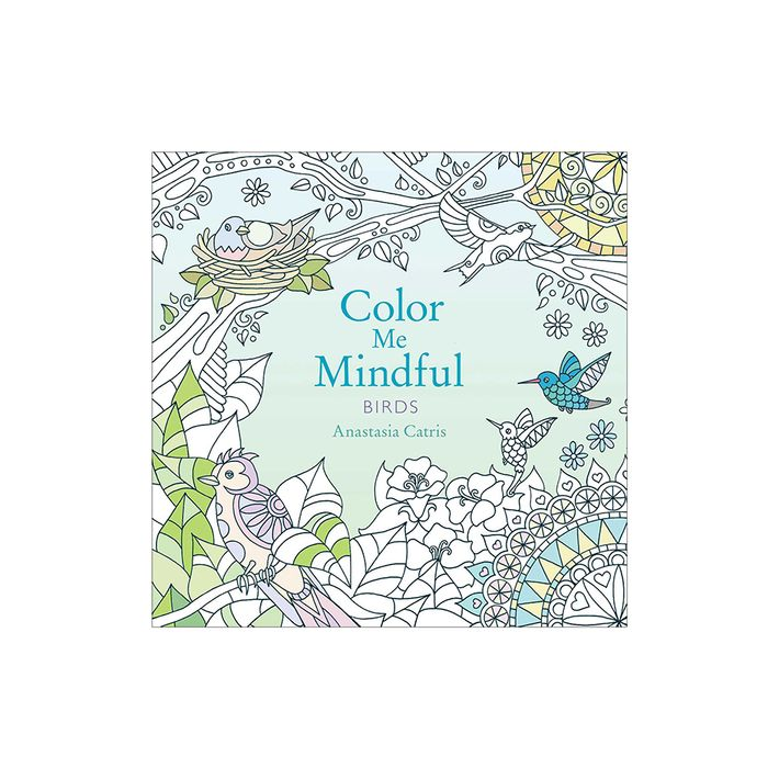 Color Me Mindful: Birds by Anastasia Catris