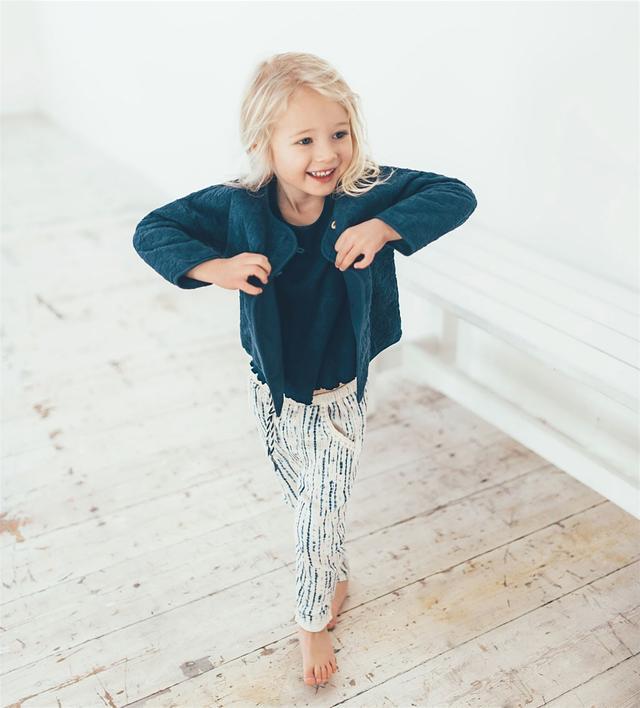 Zara Faded Trousers