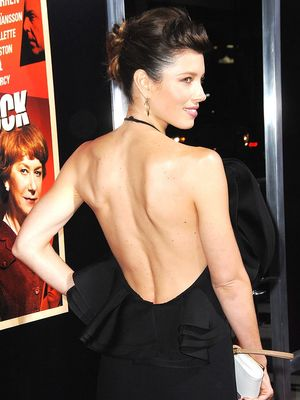 Jessica Biel's Trainer Shares His Top Moves for a Sundress-Ready Back