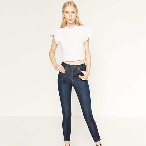 Bodyframe High Rise Trousers