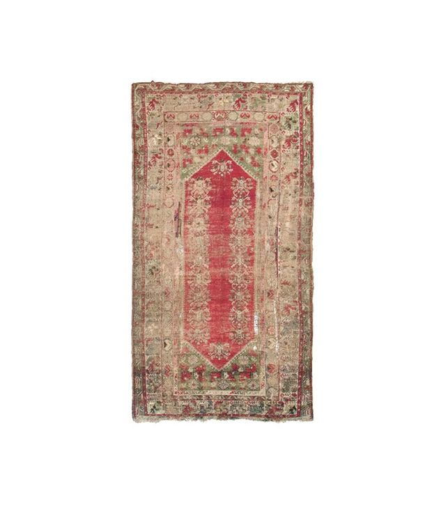 Woven Accents Ghiordes Antique Rug