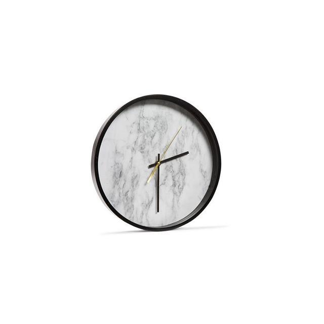 Kmart Marble Clock