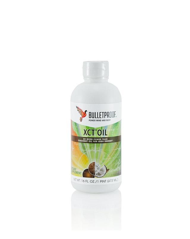 Bulletproof MCT (XCT) Oil
