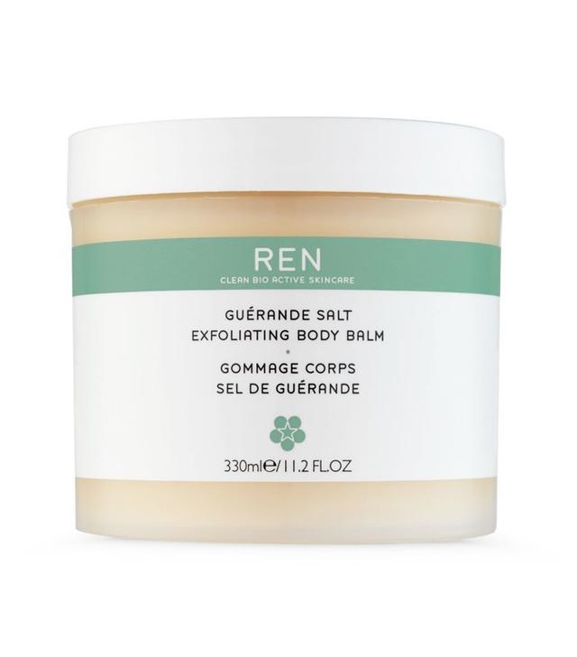 Ren Guérande Salt Exfoliating Body Balm
