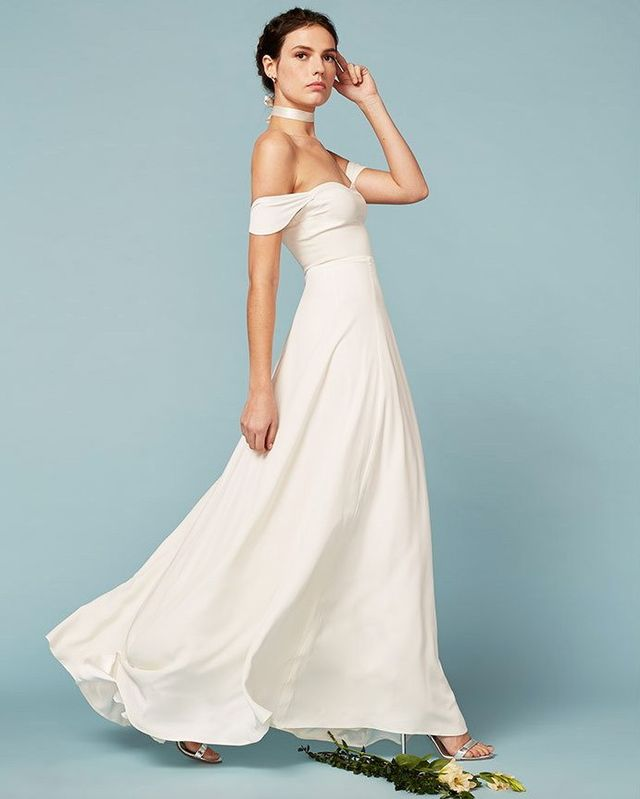 Reformation just opened its first bridal boutique for Wedding dress boutiques los angeles