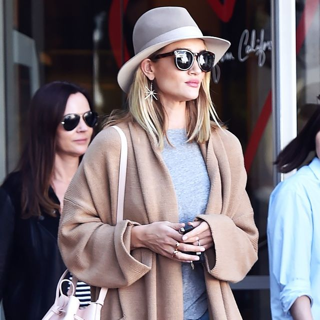 Rosie Huntington-Whiteley Called This Brand Her Latest Obsession