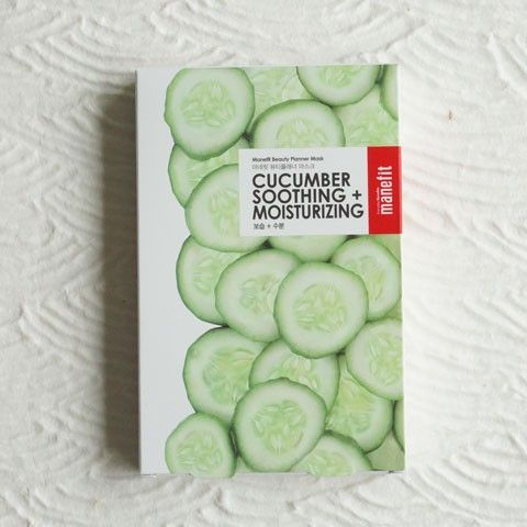 Manefit Cucumber Sheet Mask