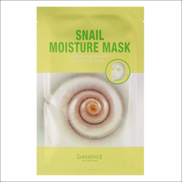 Shangpree Snail Moisture Mask