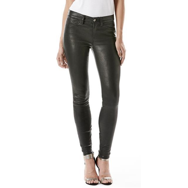 Level 99 Janice Ultra Skinny Stretch Leather Pants