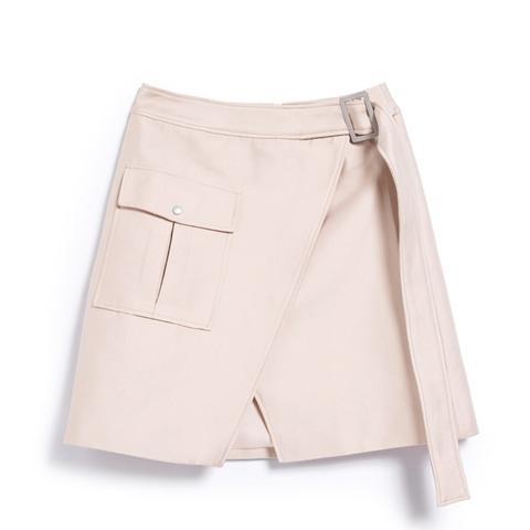 White Walls Skirt