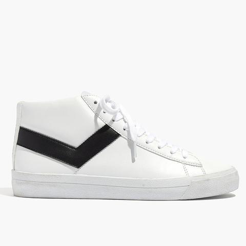 Topstar Hi High-Top Sneakers