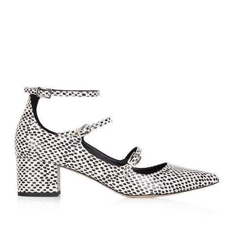 Jolene Buckle Mid Shoes