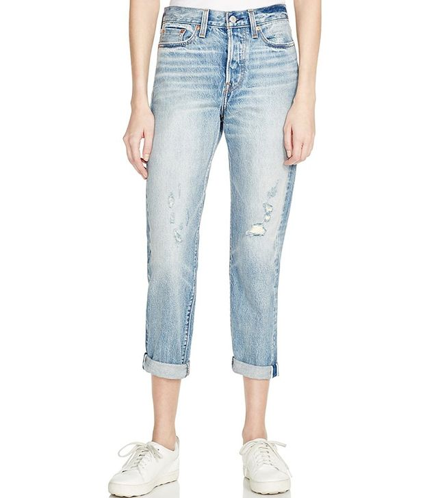 Levi's Wedgie Icon Skinny Jeans in Foot Hills