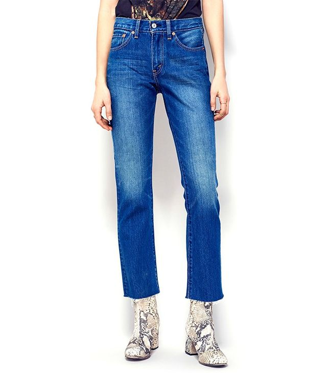 Levi's Traveling Roads Kick Flare Jeans