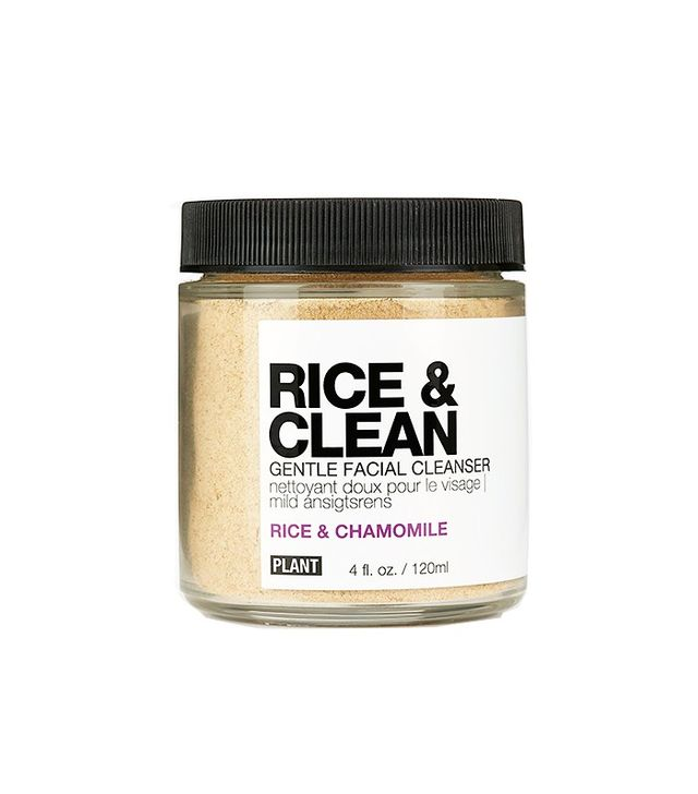 Plant Rice & Clean Gentle Facial Cleanser