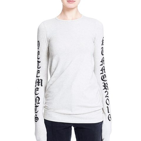 Graphic Long-Sleeve Tee