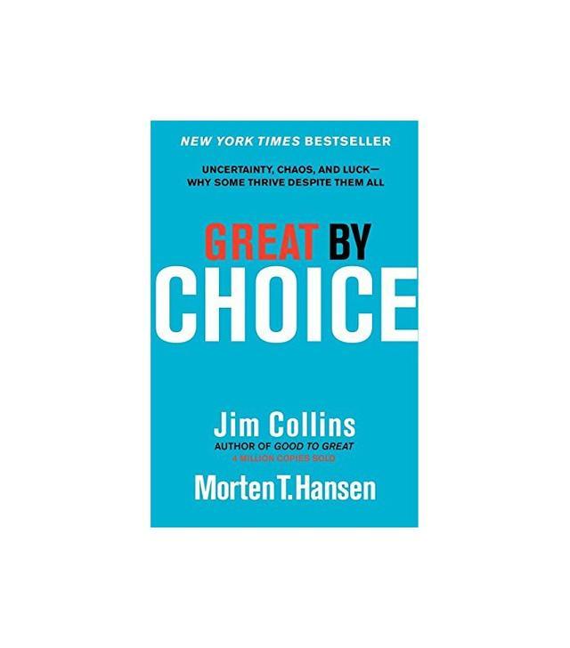 Great by Choice by Jim Collinsand Morten Hansen