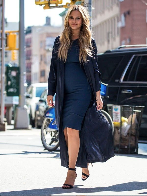 The Definitive Celeb Pregnancy Look For 2016 Whowhatwear