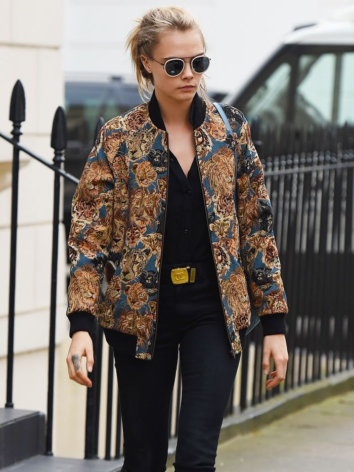 Cara Delevingne S 48 Sunglasses Look So Expensive Who