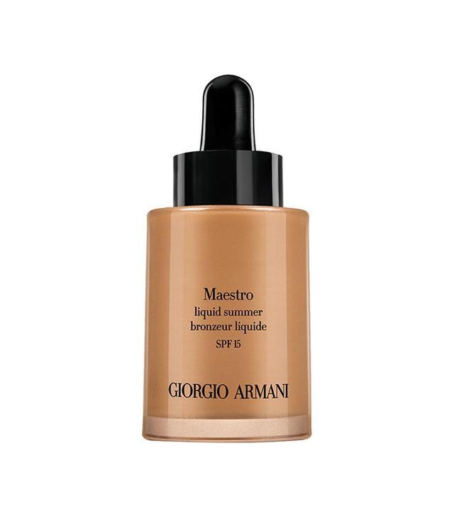 Giorgio Armani Maestro Liquid Summer Bronzer