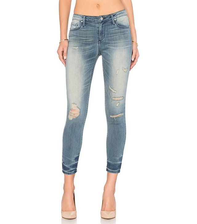 Black Orchid Jude Crop Skinny Jeans