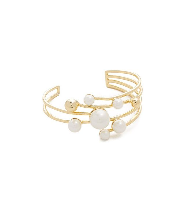 Kate Spade New York Bits & Baubles Statement Cuff