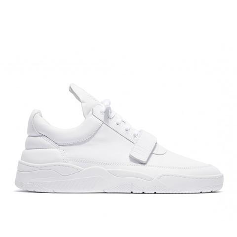 Low Top Single Strap Sneakers