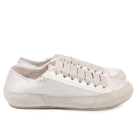 Parson Phat Laced Satin Sneaker