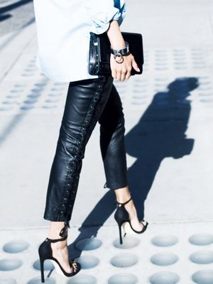 Ask an Editor: Am I Too Old to Wear Leather?