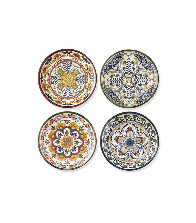 Williams-Sonoma Veracruz Melamine Salad Plates
