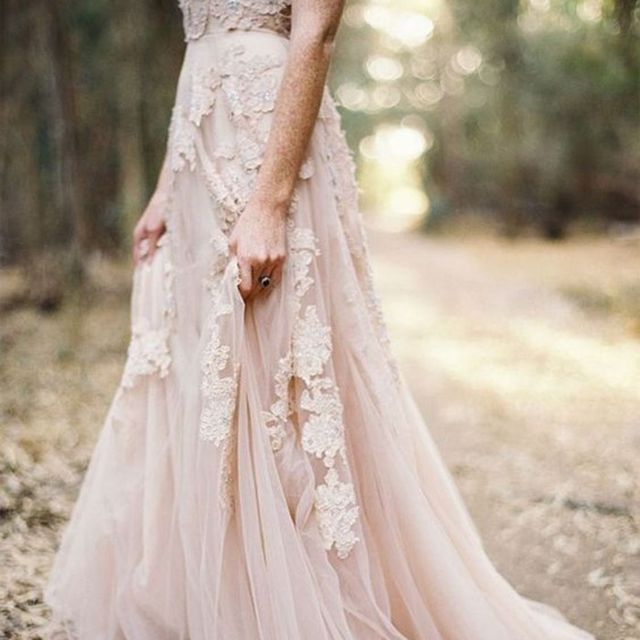 This Bride Paid $66 for Her Awesome Wedding Dress