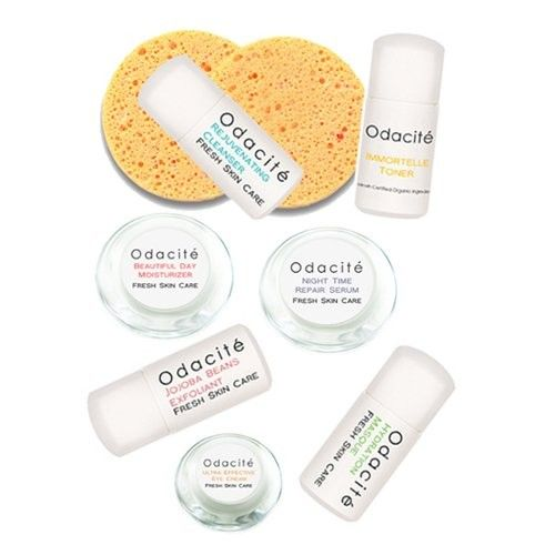 Odacité Discovery Kit for Mature/Dry Skin