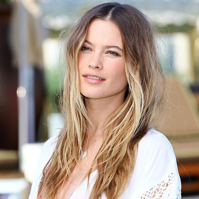 Behati Prinsloo Already Has the Coolest Maternity Style