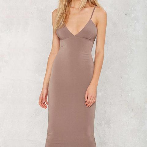On Sleek Midi Dress