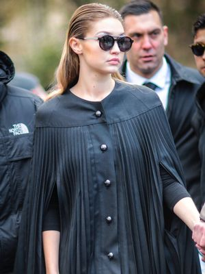 Gigi Hadid Wore the Sunglasses Everyone Is Dying to Own