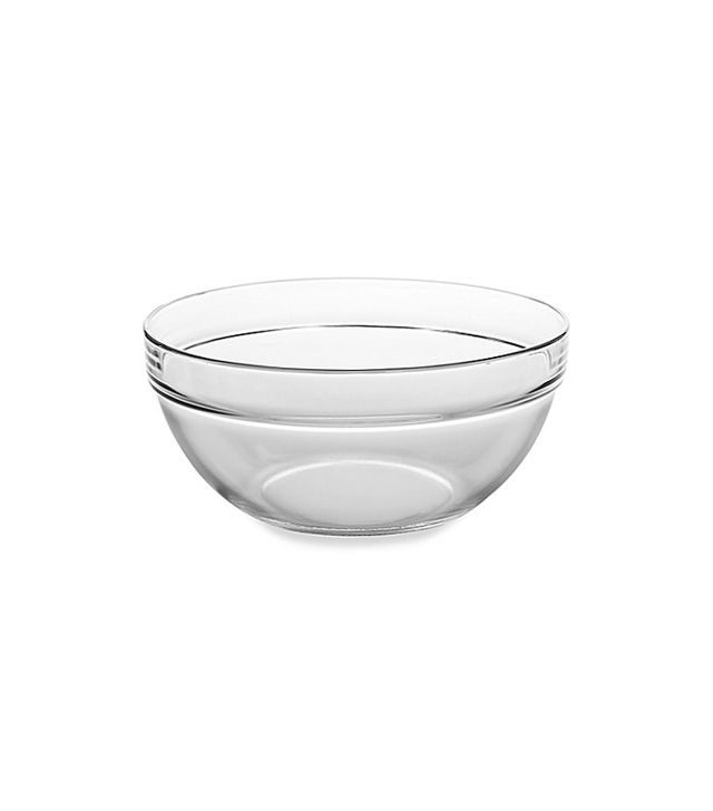 Luminarc 10.25-Inch Tempered Glass Mixing Bowl