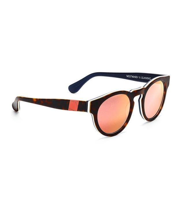 Olivia Palermo x Westward Leaning Voyager 14 Sunglasses