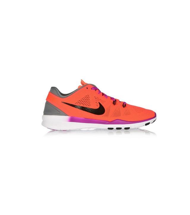 Nike Free 5.0 Mesh Sneakers