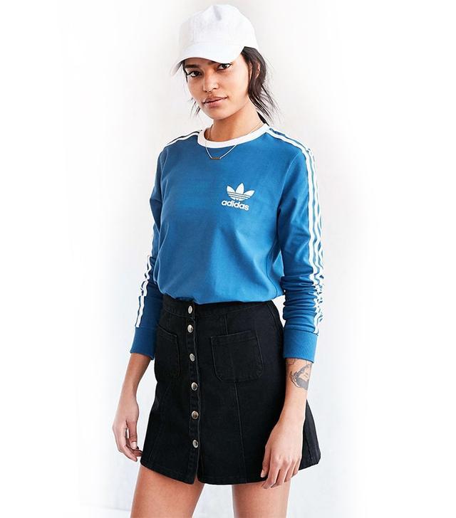 Adidas Long-Sleeve Tee