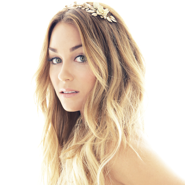 Lauren Conrad Showed Us the Accessory Every Bride Will Wear in 2016