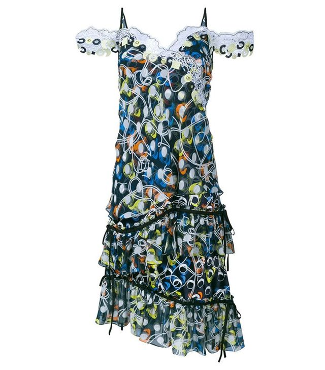 Peter Pilotto Cord Sleeveless Dress