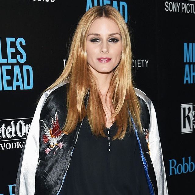 Olivia Palermo Can't Get Enough of This Topshop Jacket