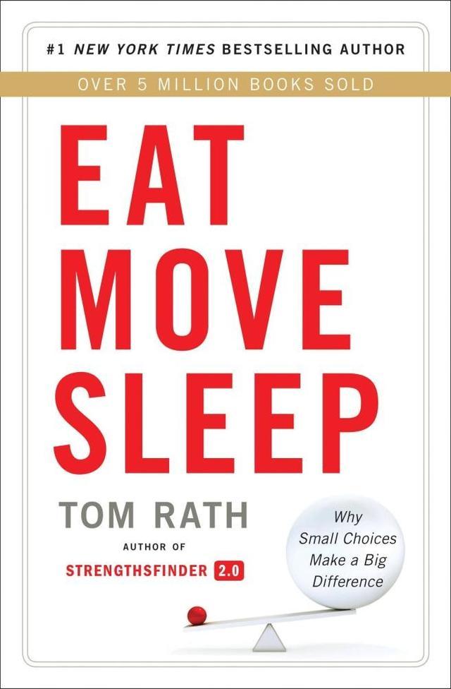 Tom Rath Eat Move Sleep