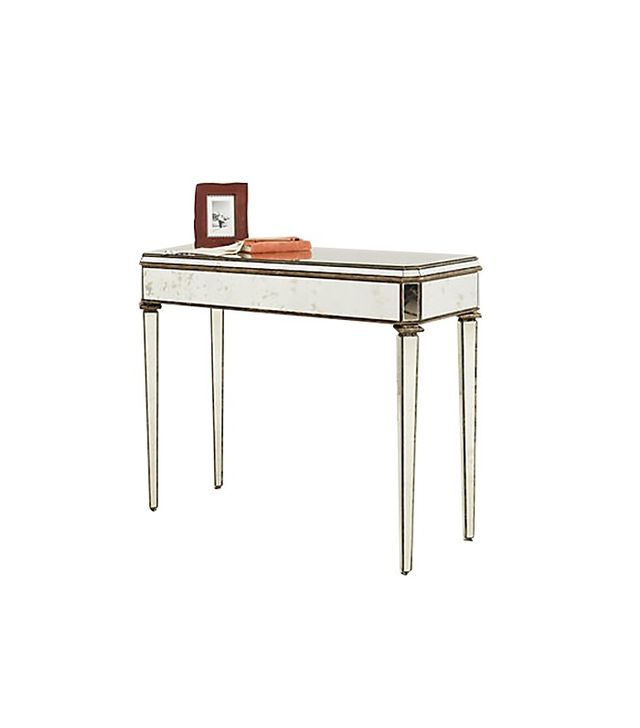 Anthropologie Mirrored Console