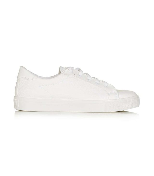 Topshop Lace-Up Trainers