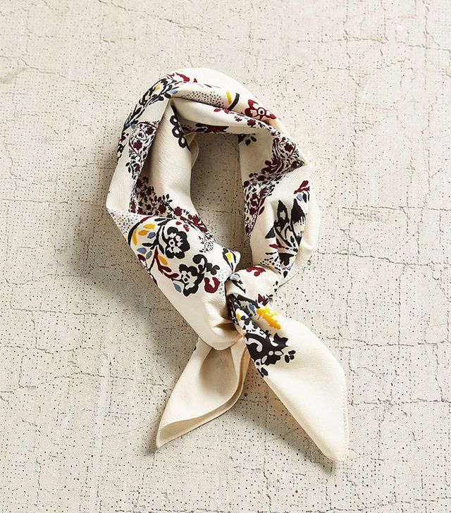 Urban Outfitters Silky Scarf