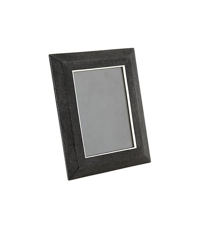 R&Y Augousti Vintage Shagreen Picture Frame