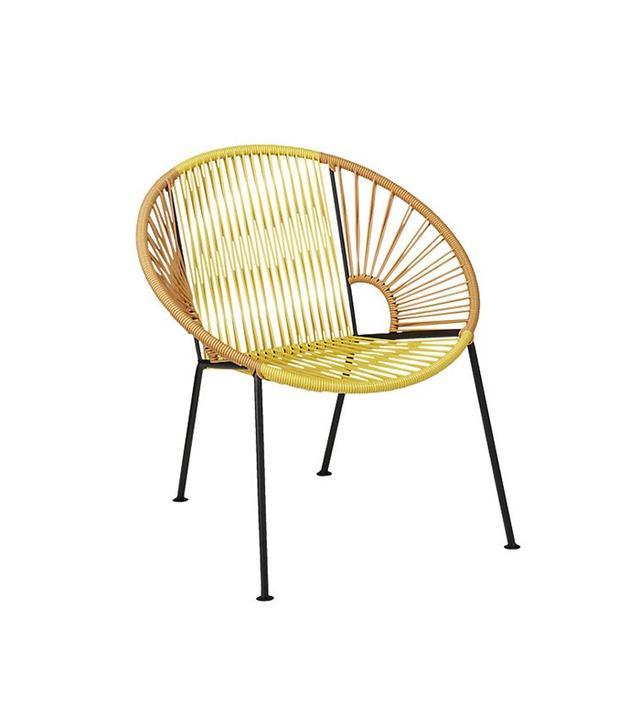 CB2 Ixtapa Lounge Chair