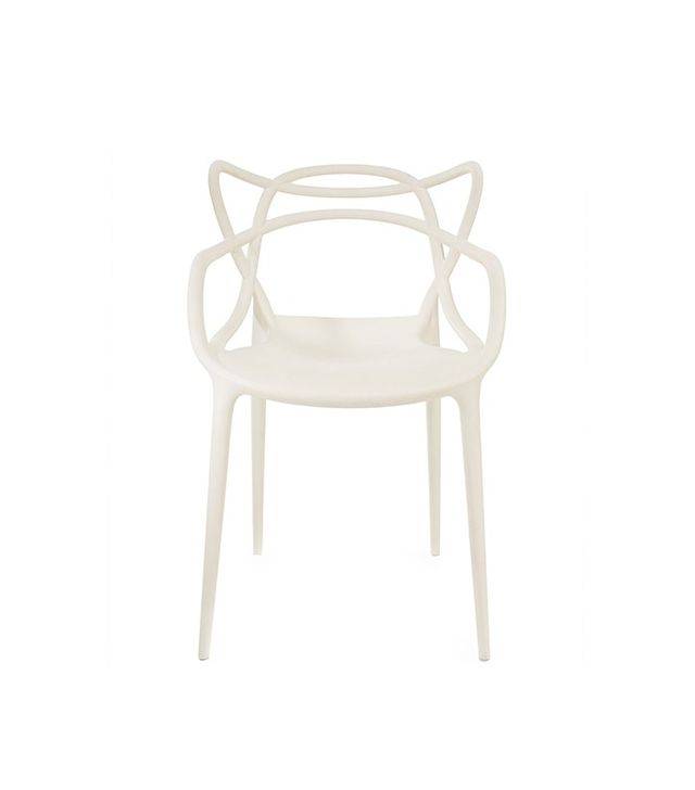 Kartell White Masters Chair